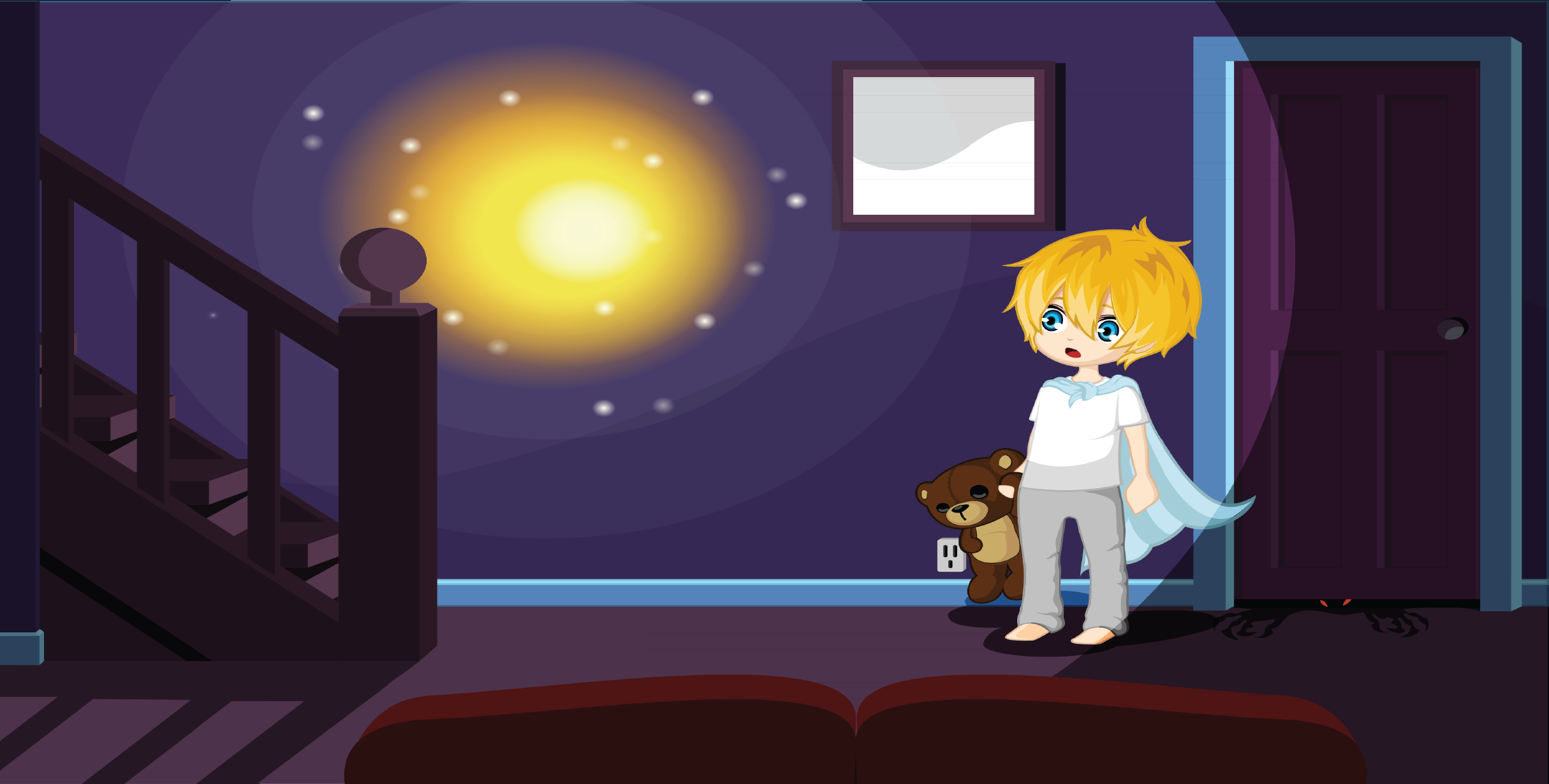 Starlight Page