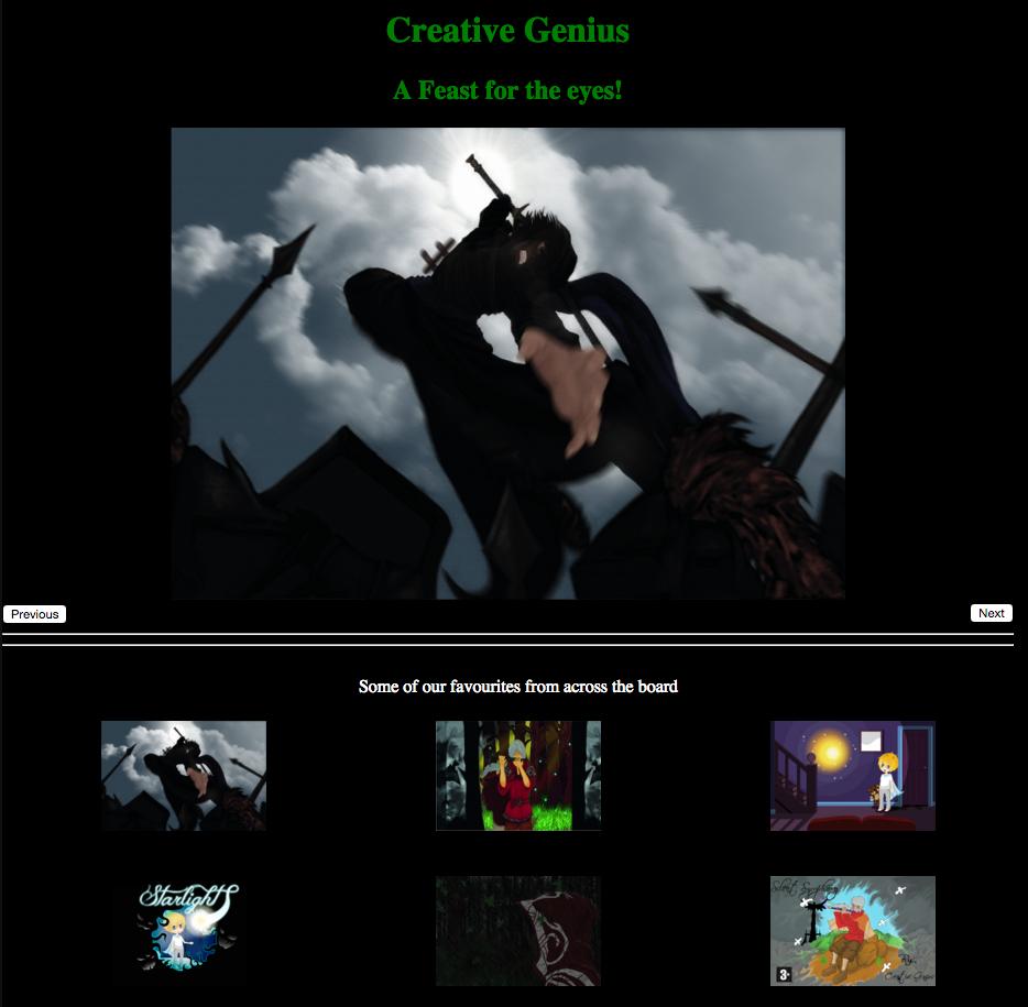 Custom Gallery